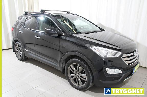 Hyundai Santa Fe 2,0 CRDi 150hk Premium 6MT Navi/Xenon/Ryggekamera+++