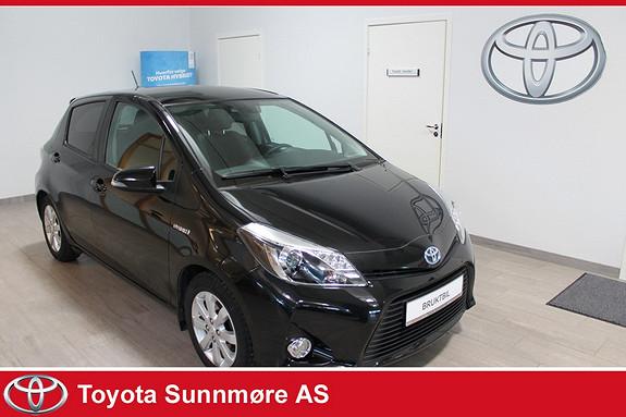 Toyota Yaris 1,5 Hybrid Style **TOPPUTSTYRT**PANORAMATAK**VELHOLDT  2013, 48000 km, kr 169000,-
