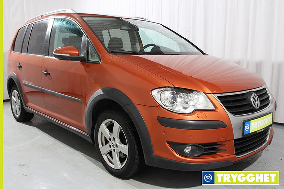 Volkswagen Touran 2,0 TDI Cross DSG