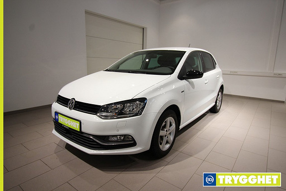 Volkswagen Polo 1,0 75hk Fresh