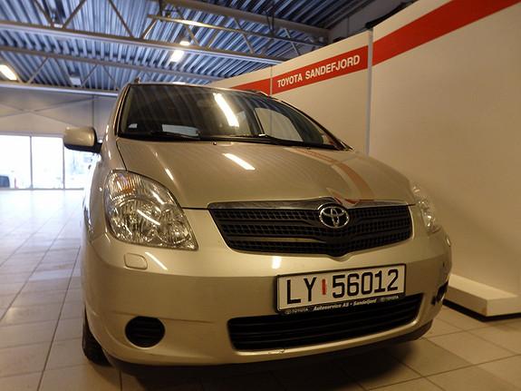 Toyota Corolla Verso 1.8VVT-i SOL  2003, 98000 km, kr 89000,-