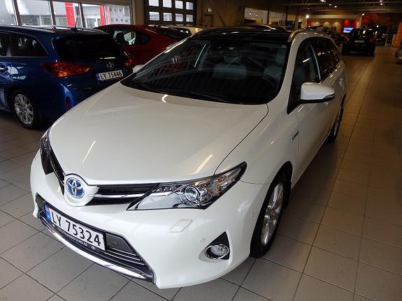Toyota Auris 1.8VVT-i EXECUTIVE  2013, 37000 km, kr 269000,-