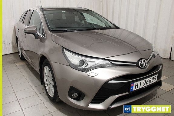 Toyota Avensis Touring Sports 1,6 D-4D Active Style DEMO BIL