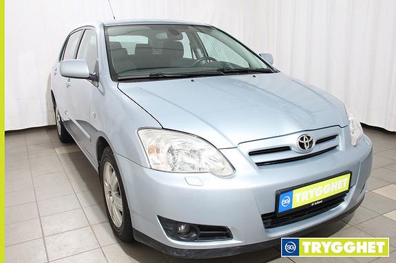 Toyota Corolla 1,4 Sol Lav kilometerstand/komplett servicehistorikk