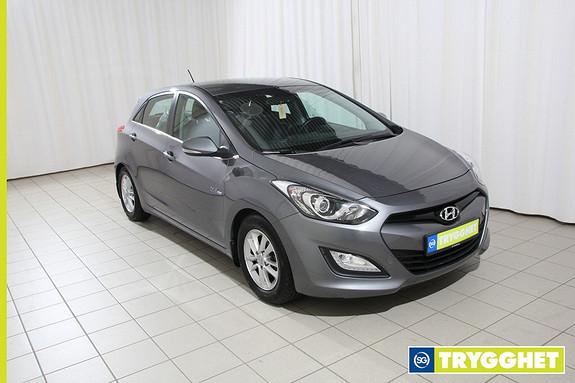 Hyundai i30 1,6 135hk Comfort Vision 5 dørs