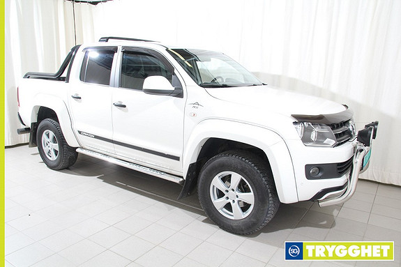 Volkswagen Amarok 2.0 180 TDI Canyon DC 4M-perm. aut Arctic Truck m/xenon extralys og rollcover