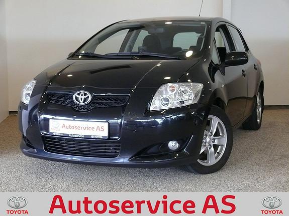 Toyota Auris 1,4 D-4D Sol  2008, 102000 km, kr 119000,-