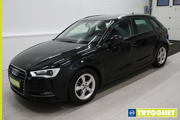 Audi A3 1,2 TFSI 110hk Ambition ,Klima,DAB+,navi,tlf,xenon,sportseter,parksensor bak,krok,8 alu