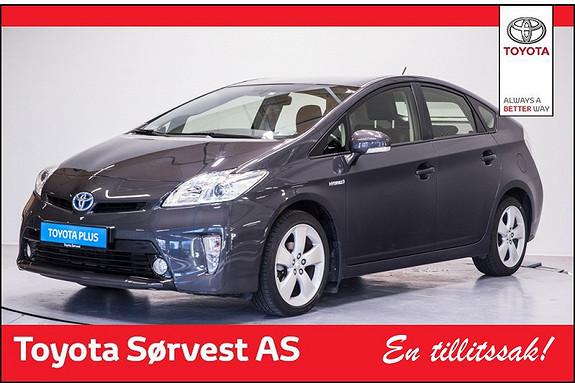 Toyota Prius 1,8 VVT-i Hybrid Advance  2013, 36594 km, kr 215000,-