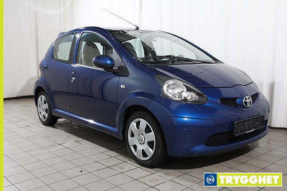 Toyota Aygo 1,0 Blue 5-d Automat-Lettkjørt bil-Aircondition-