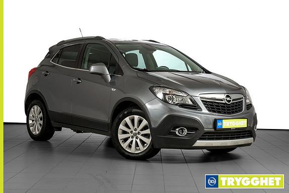 Opel Mokka 1.7 CDTI 4X4 Premium PARKVARMER-HENGERFESTE-SKINN-NAVI-BLUETOOTH-USB-DAB-BOSE SOUND