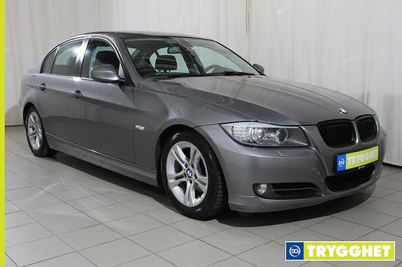 BMW 3-serie 318d Sportstoler,regnsensor,cruicekontroll,Xenon