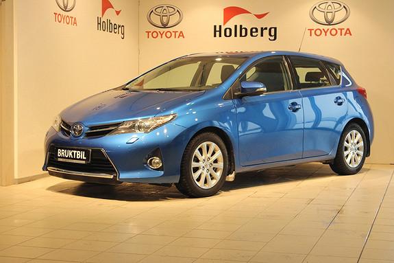 Toyota Auris 1,33 Dual VVT-i  Active Navigasjon, Ryggekamera, Bluetooth, Cruise ++  2013, 39450 km, kr 189000,-