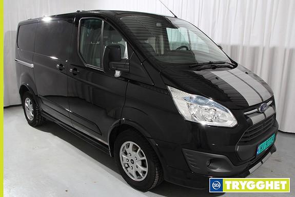 Ford Transit Custom 290 L1 2,2 TDCi 155hk Sport