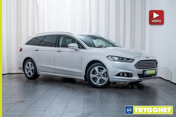 Ford Mondeo 2.0 TDCI 180 hk powershift Titanium 4x4 stv Sjekk utyrslista på denne!!
