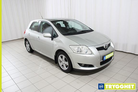 Toyota Auris 1,6 VVT-i Sol