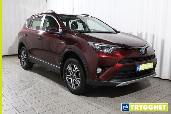Toyota RAV4 Hybrid 2WD Active S 197HK-BiLED-TSS-Adaptiv Cruise-PDC-Navi-Ryggekam-Keyless-El.bak