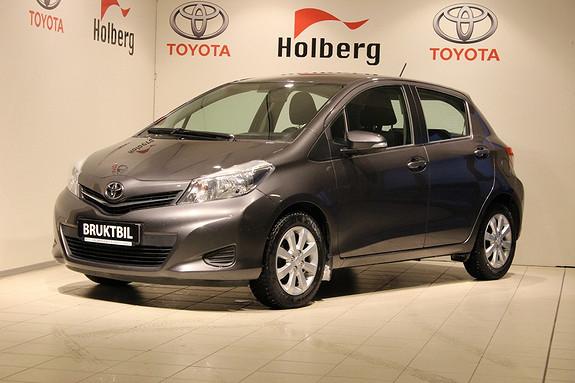 Toyota Yaris 1,33 Active Navigasjon, Bluetooth, Ryggekamera, Cruise ++  2013, 38301 km, kr 159000,-