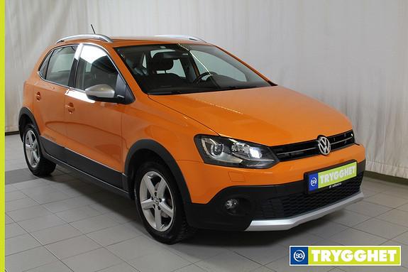 Volkswagen Polo 1,2 90hk TSI DSG Cross