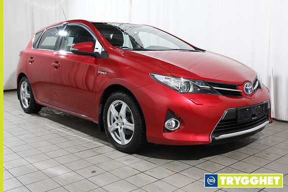 Toyota Auris 1,8 Hybrid E-CVT Active Go navi Navigasjon-Ryggekamera-Bluetooth-Klima-DAB+