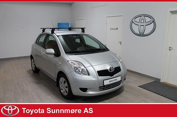 Toyota Yaris 1,0 Sol LAV KM**KOMPLETT SERVICEHISTORIKK**VELHOLDT  2006, 50500 km, kr 69000,-