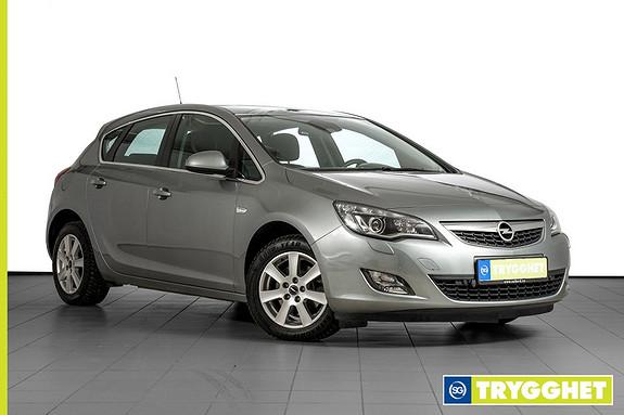 Opel Astra 1,7 CDTi Cosmo EN EIER-FULL HISTORIKK-BIXENON-BLUETOOTH-PARKSENSOR-HENGERFESTE-DEFA