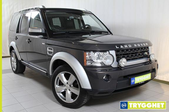 Land Rover Discovery 4 3,0 SDV6 HSE 256hk Luxury Kjøpt ny i Norge 3500kg hengervekt.