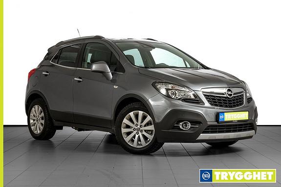 Opel Mokka 1.7 CDTI ecoFLEX Aut. Cosmo HENGERFESTE-BIXENON-NAVI-SKINN-SOLTAK-CRUISE-KLIMA-DAB+