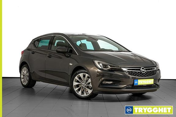 Opel Astra 1,6 CDTI 136hk Premium aut LED MATRIX-AGR VELVÆRESETE-SKINN-NAVI-CARPLAY-USB-DAB-BT