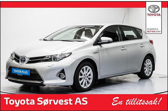 Toyota Auris 1,8 Hybrid E-CVT Active  2014, 34606 km, kr 229000,-