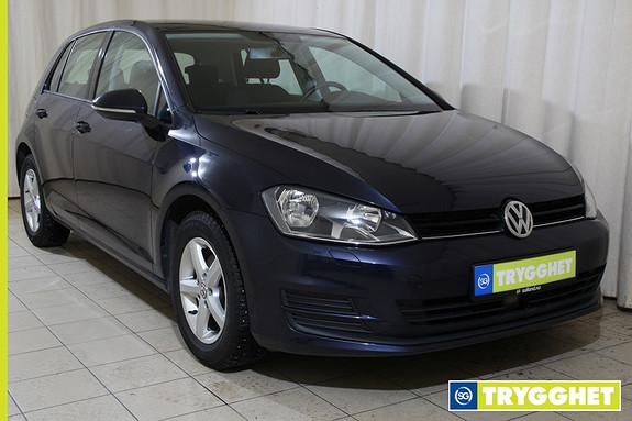 Volkswagen Golf 1,2 TSI 85hk Trendline NYDELIG FARGE