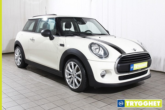 MINI One D Norsk-Pepper-DAB-Bluetooth-Klima-cruise-regnsensor-Excitement package etc