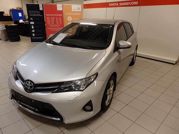 Toyota Auris 1.4D-4D DPF STYLE  2013, 51000 km, kr 189000,-