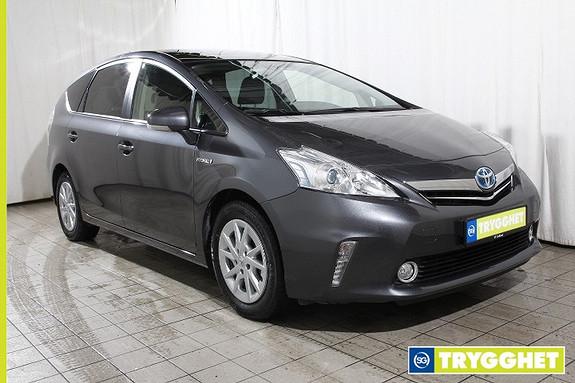 Toyota Prius+ Seven 1,8 VVT-i Hybrid Executive Bluetooth-Ryggekamera-7 sete