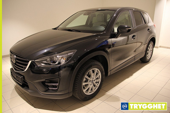 Mazda CX-5 2,4 192hk Optimum AWD aut. Navi,Ryggekamera,Bose,Hengerfeste,DEMO,19