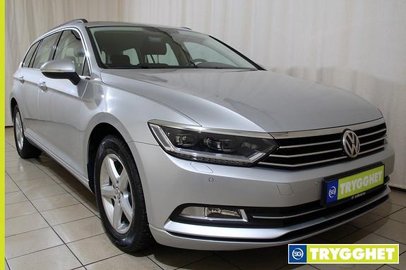 Volkswagen Passat 1,6 TDI 120hk Comfortline EL.KROK