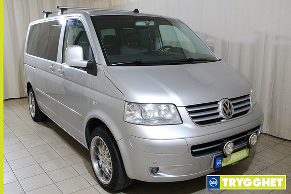 Volkswagen Multivan 2,5 D 174 hk Comfortline 4M