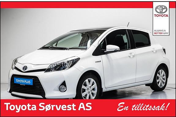 Toyota Yaris 1,5 Hybrid Style  2013, 35165 km, kr 179000,-