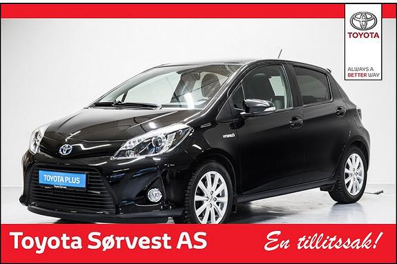 Toyota Yaris 1,5 Hybrid Style  2013, 25371 km, kr 179000,-
