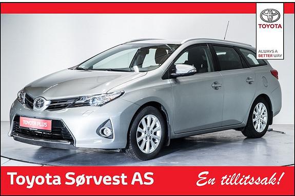 Toyota Auris 1,6 Valvematic Active aut  2013, 38128 km, kr 219000,-