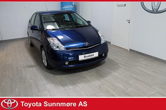 Toyota Prius 1,5 Executive m/navi og skinn interiør **LAV KM**SKINNSETER**LANG BRUKTBILGARANTI*  2008, 99500 km, kr 99000,-
