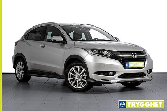 Honda HR-V 1,6 i-DTEC Executive ADAS navi AERO PAKKE-LED-GARMIN-RYGGEKAMERA-DELSKINN-PANORAMA++