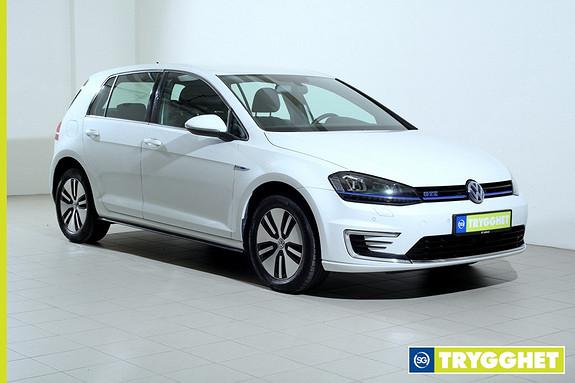 Volkswagen Golf 1,4 GTE Highline  204HK - Navigasjon - Cruise ++