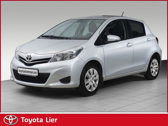 Toyota Yaris 1,0 Active  2013, 30000 km, kr 129000,-