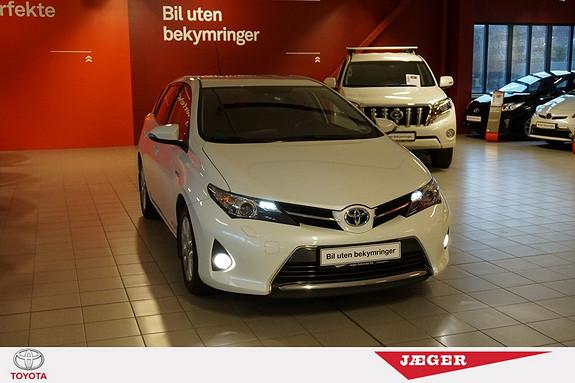 Toyota Auris 1,8 Hybrid E-CVT Active+  2015, 46500 km, kr 239000,-