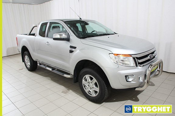 Ford Ranger Rap Cab Limited 2,2 TDCi 150hk