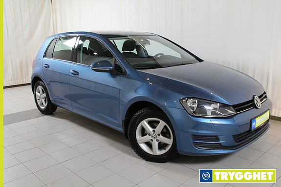 Volkswagen Golf 1,2 TSI 85hk Trendline DAB+,Ryggesensorer foran&bak,bluetooth,Front Assist,AUX