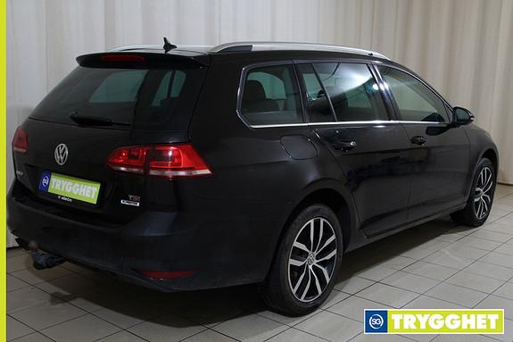 Volkswagen Golf 1,4 TSI 140hk Highline DSG (K) MYE UTSTYR