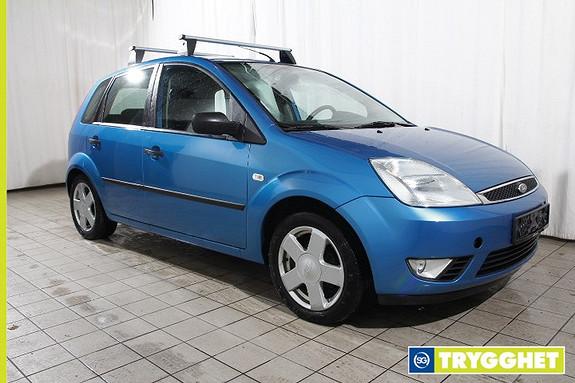Ford Fiesta 1,4 Trend Aircondition-Takstativ-Lettkjørt og kvikk