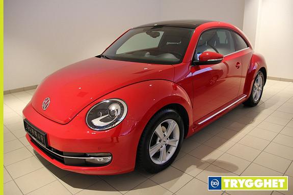 Volkswagen Beetle 1,2 TSI 105hk Design Svært velholdt / Mye utstyr / Fender